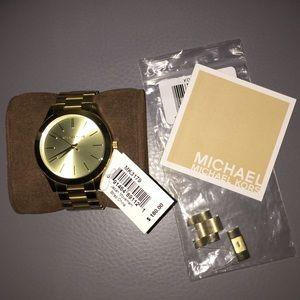 Authentic Michael Kors MK3179 watch